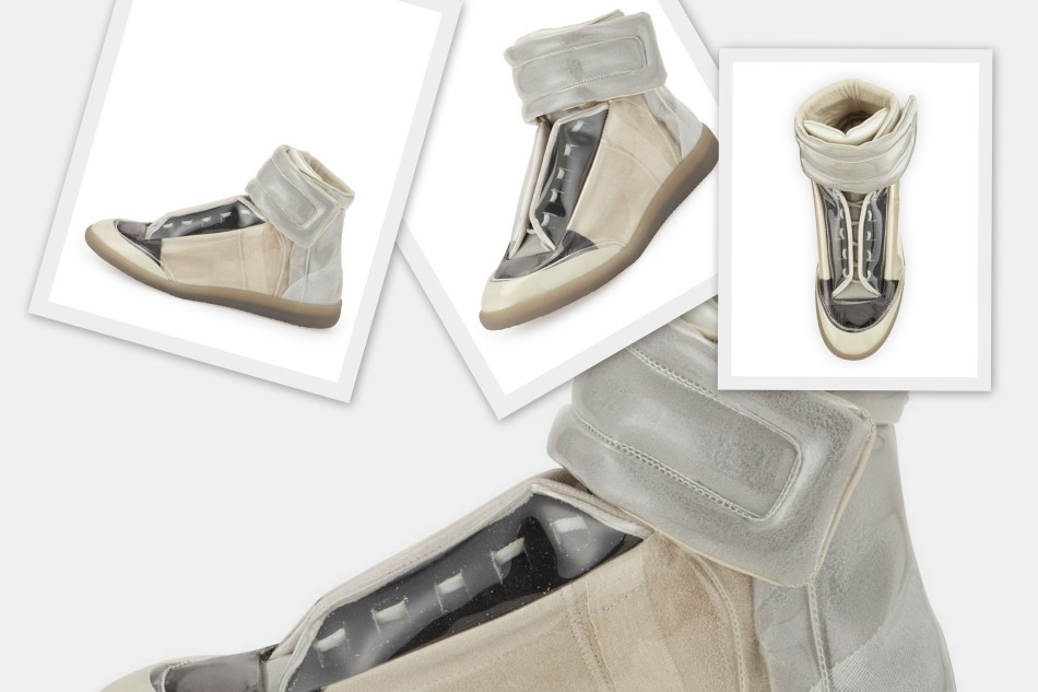 Maison Margiela Future Translucent High-Top